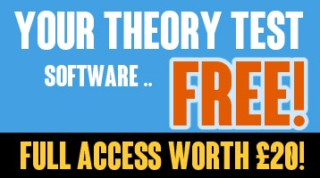 Your theory test software is free when learning to drive with karwal driving school, free theory test app, full, free